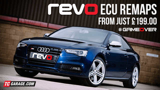 REVO ECU Remap