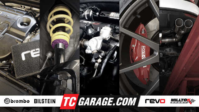 TC Garage Showcase