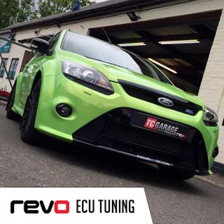 REVO ECU Tuning at TC Garage