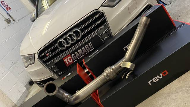 Audi S3 Revo Stage 2 Performance Pack